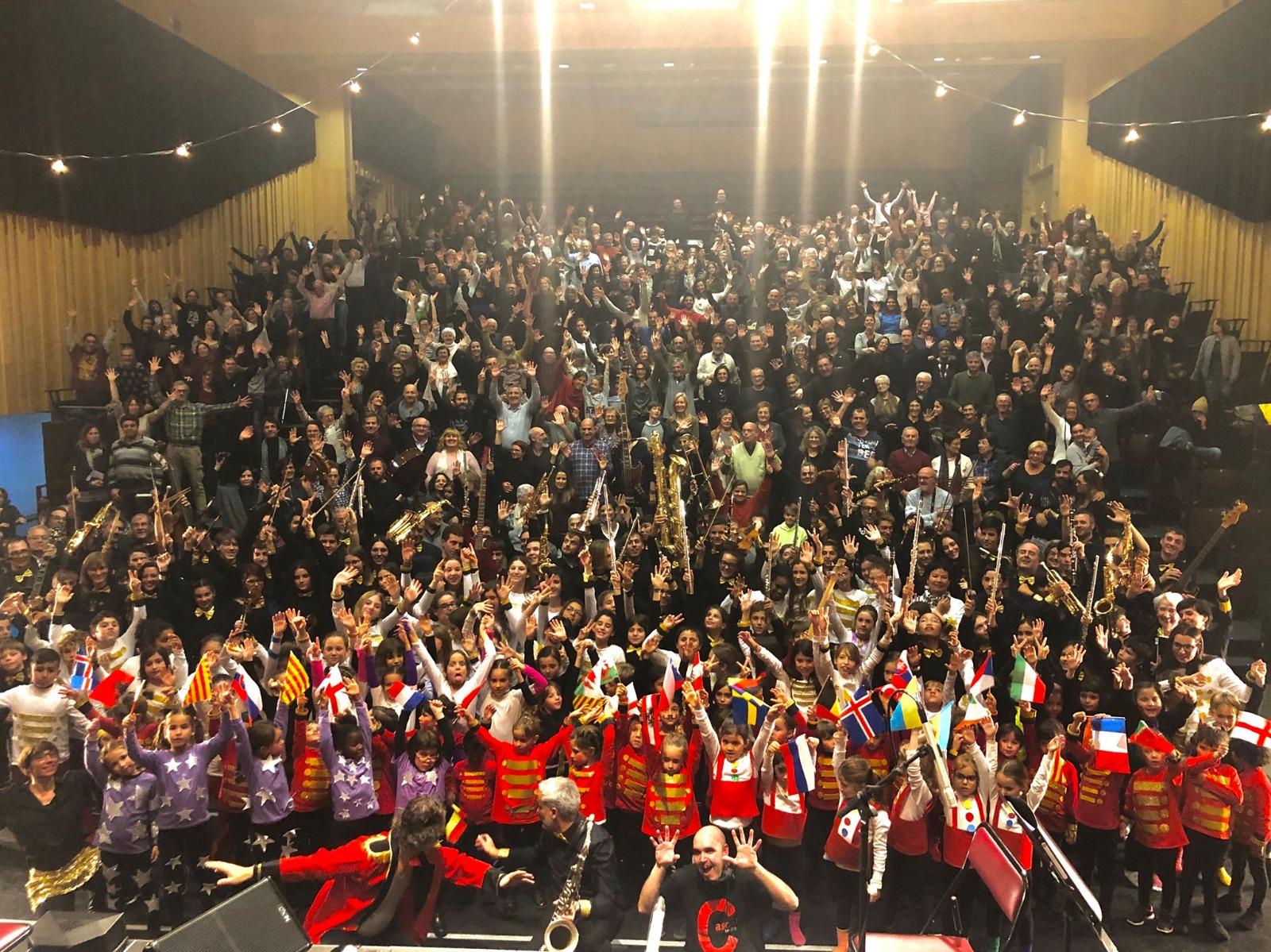 Gala final de curs Escola Municipal de Música de Torroella de Montgrí