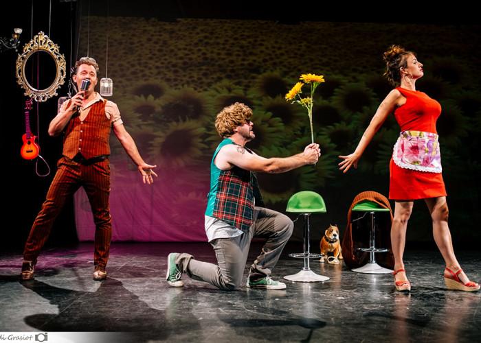 Cascai Teatre – La banda del Teflón